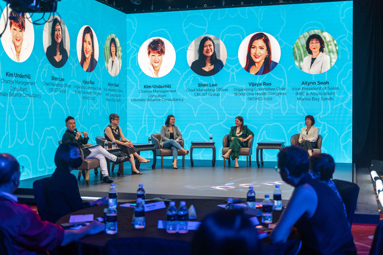 Marina Bay Sands, PCMA APAC and BEAM facilitated leadership in action