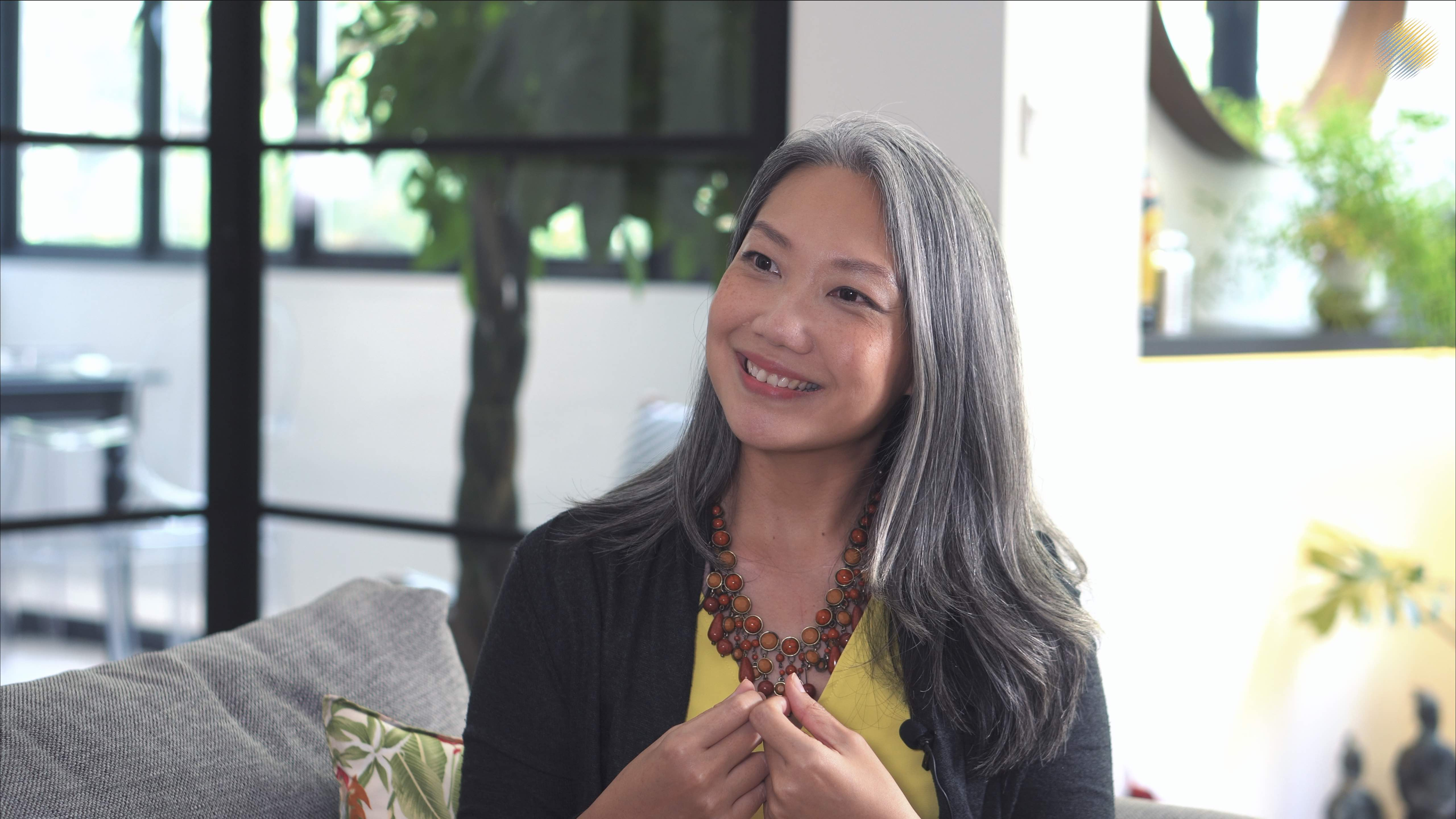 Member of Parliament, Carrie Tan, named patron of the SHE BRILLIANCE movement